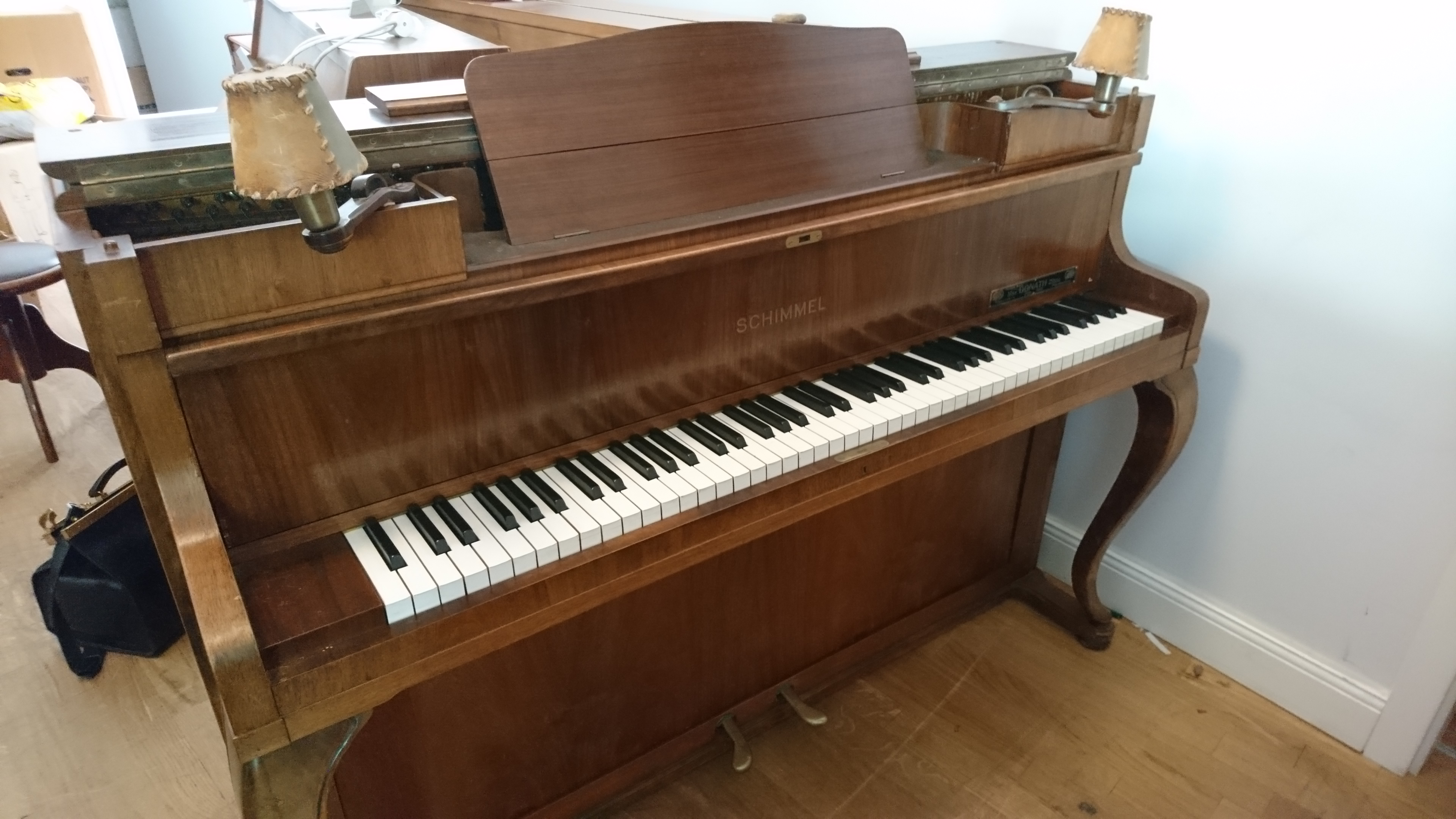Schimmel Piano - preowned