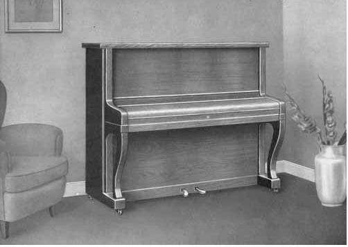 Klavier Ibach Mod. A